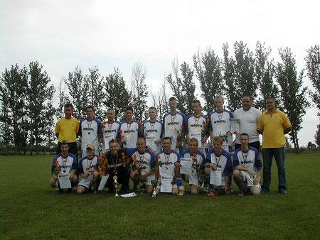 A-Jugend Meister-Team 2005/06