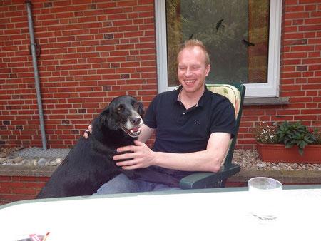 Sofia lernt die Hundewelt in Amsterdam kennen.