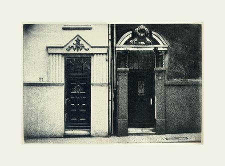 37-39, Intagliotypie von Erich Ludwig