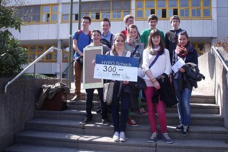 Unsere Teilnehmer am Literaturwettbewerb