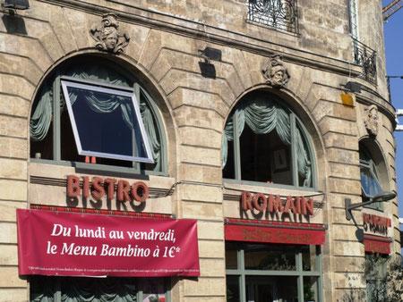 Bordeaux, cours de l'Intendance (Photo C. Ribéra-Pervillé)