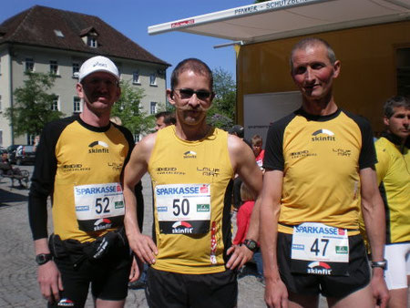 von links nach rechts: Schattauer Gerd, Mehele Markus, Fäßler Martin