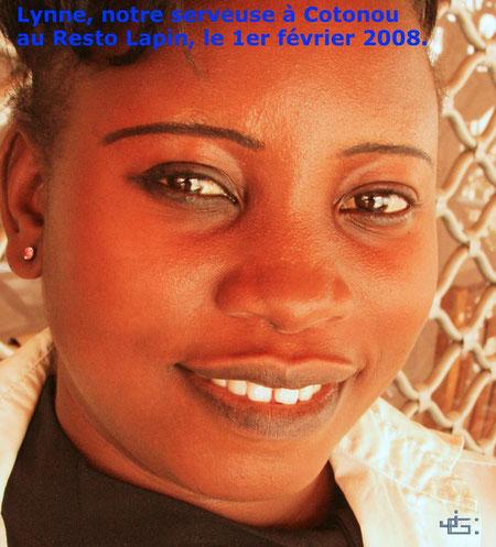 Resto Lapin. Bon restaurant près du stade de l' amité à Cotonou. 374 KO.