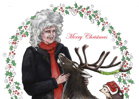 Merry Christmas 2012 - Chiara Tomaini