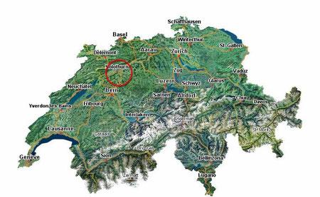 Click mapsearch: Schachenstrasse dann über Kanal