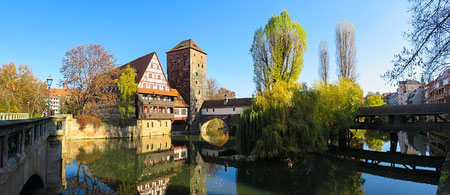 In the Old City Nuremberg Germany private city tour