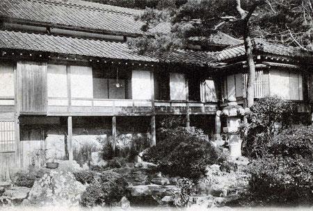 大本山永平寺・不老閣・絵葉書 (東川寺所蔵)