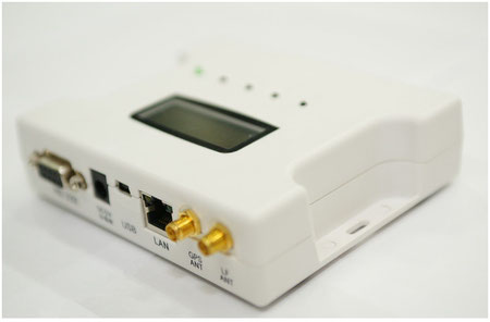 Compact GPS Network TimeServer