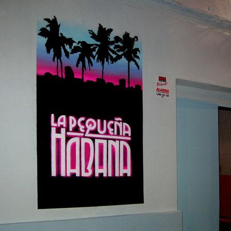 La pequeña Habana.