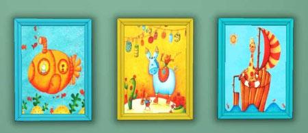 tableaux enfants