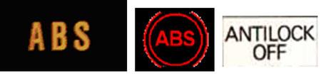Anti-Lock Brake Lights