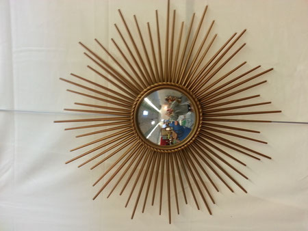 Miroir soleil Chatty vallauris