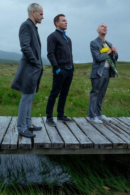 Trainspotting 2 - Ewan McGregor - Ewen Bremner - Jonny Lee Miller - Columbia TriStar Sony - kulturmaterial