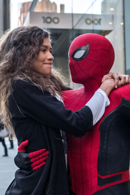 Zendaya_Tom_Holland_Spider-Man_Far_From_Home_Marvel_Sony_kulturmaterial