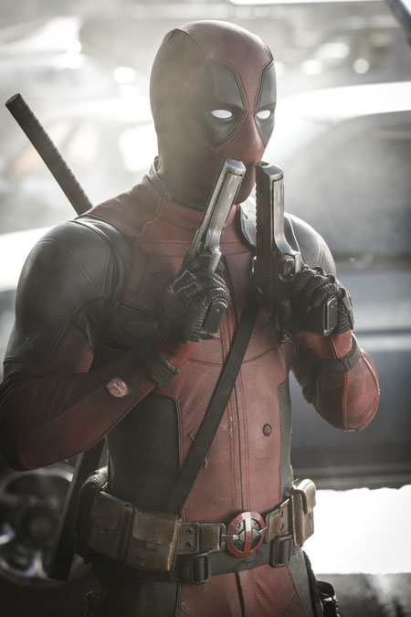 Deadpool - Marvel - Ryan Reynolds - 20th Century Fox - kulturmaterial