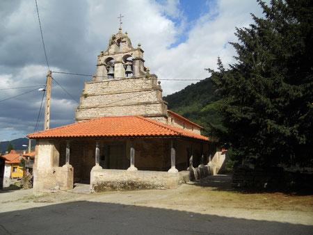 Iglesia de Santa María de Las Villas