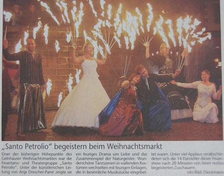 Gelnhäuser Tageblatt, 09. Dezember 2008