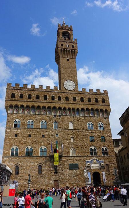 Palazzio Vecchio, Florence, photo non libre de droits