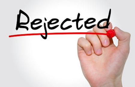 candidature non retenue - candidature non retenue après entretien - candidature non retenue raisons - candidature non retenu - candidature non retenue pour un poste - motif refus embauche - raisons de refus d'embauche - refus emploi suite entretien