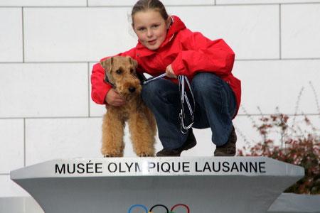 Auf dem Olymp 2009