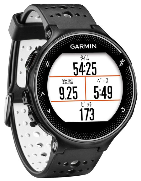 GARMIN(ガーミン) ランニングウォッチ GPS ライフログ ForeAthlete 230J