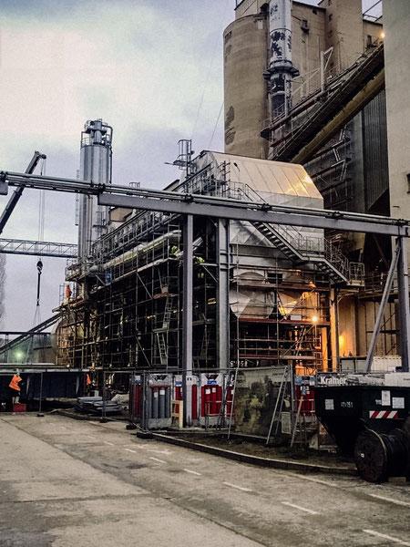 Opterra Zement GmbH, Leipzig