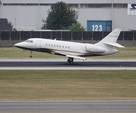 Falcon2000 VP-CJA-2