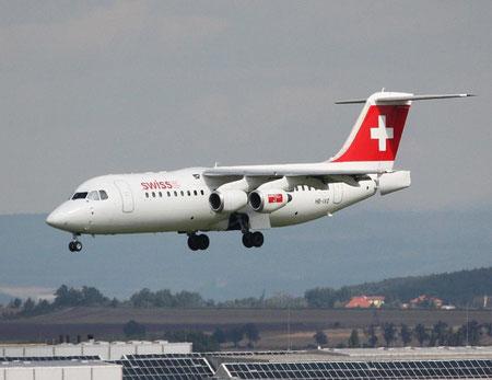 RJ100 HB-IXO-1