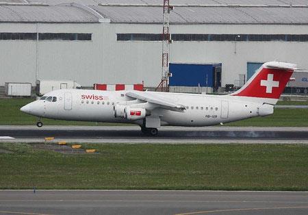 RJ100 HB-IXR-2