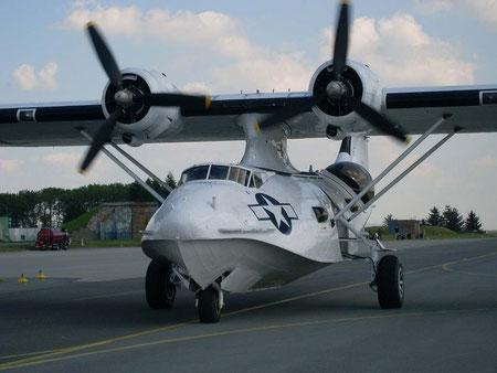 Catalina G-PBYA-1