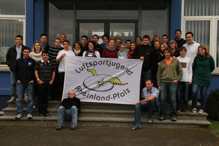 Die Teilnehmer der LSJ Tagung 2011
