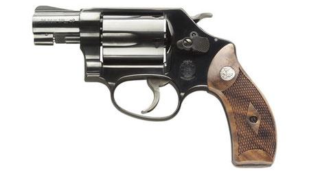 "Smith & Wesson Classics  Model 36 - 1 7/8"" - Blue"