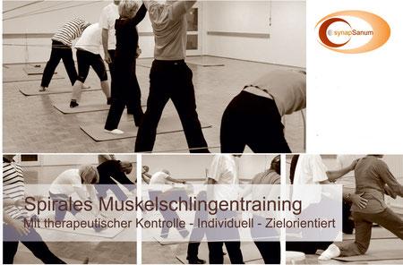 Muskelschlingen Training - Synapsanum