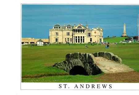 Codroipo Sede Generale, St. Andrews, succursale Europa del Nord.