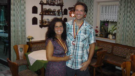 Dunya Elias und Alex übernachten in der Entenmühle
