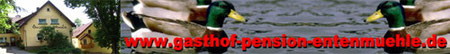 Hier mein Banner für Euch, www.gasthof-pension-entenmuehle.de Urlaub im Naturpark Fichtelgebirge übernachten Sie im Gasthof und Pension Entenmühle im romantischen Ölschnitztal in Franken/Bayern