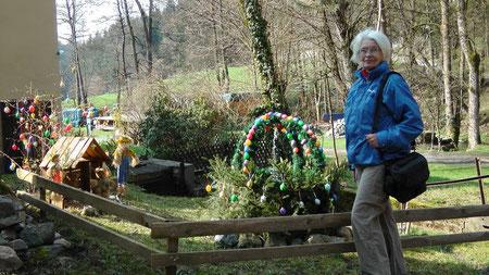 Vera Creutz aus Celle Osterurlaub in der Entenmühle