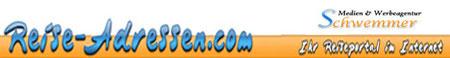 Wir begrüßen Sie Herzlich im Internetportal www.reise-adressen.com