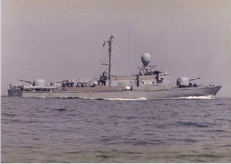 """S 68 - Seeadler"", (Klasse 143) - Foto: Archiv Förderverein"
