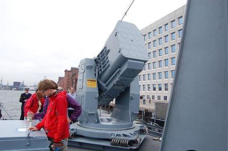 Nächstbereichs FK-Startanlage RAM Mk 49 - Bild: Rudi Hansen