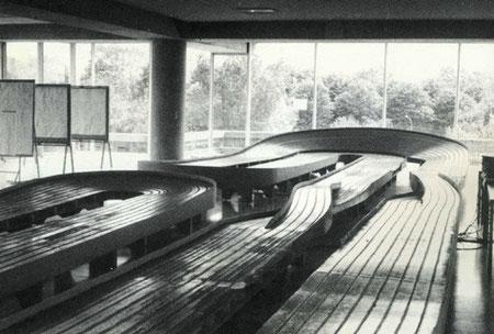 Photo de la piste en 1986 (JPVR)