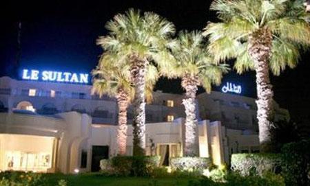 Hôtel Le Sultan