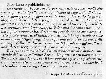 dal Corriere di Savigliano