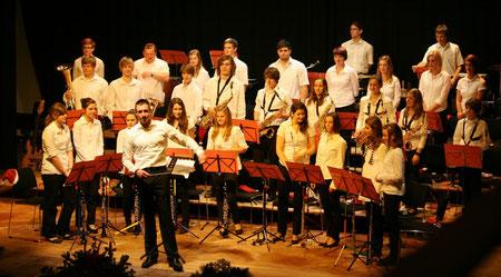 Konzert 2011, Leitung: Florian Weber