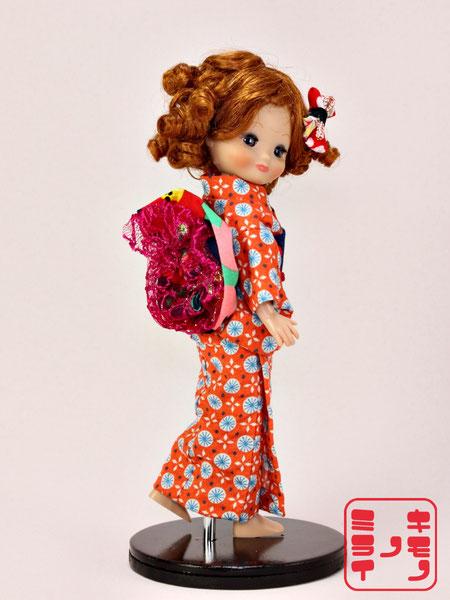 ベッツィー 着物,Betsy kimono,浴衣 ドール