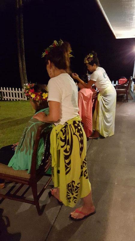 Lomi Noho(Kamehameha School(Hilo,Big Island))