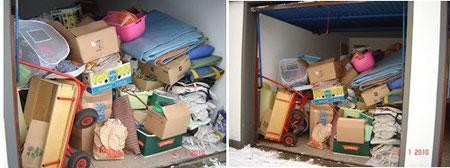 Aktueller Stand was in Bielefeld an Spenden da ist.(10.01.2010)