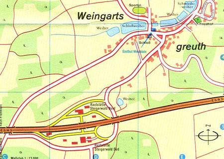 ©www.stadtplan.net / Verwaltungs-Verlag