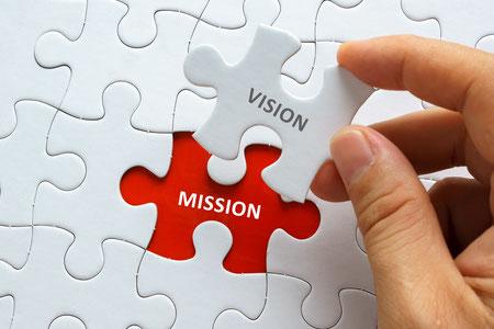 ビジョン&ミッション写真