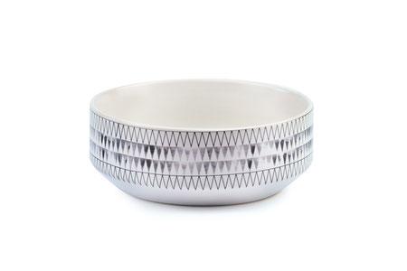 Hundestrand Hundenapf Napf Dinner Bowl Sipura Triangle